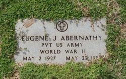 Eugene J Abernathy