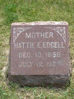 Hattie <i>Maitland</i> Edgell