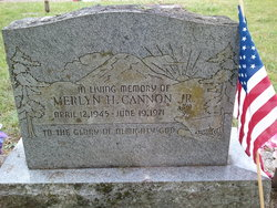 Merlyn Howard Bo Cannon, Jr