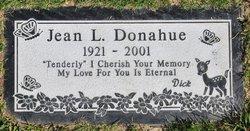 Jean <i>Ludy</i> Donahue