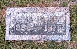 Anna <i>Rhan</i> Knapp