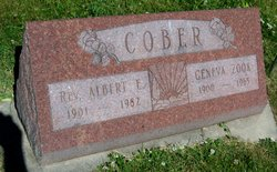 Rev Albert Edward Cober