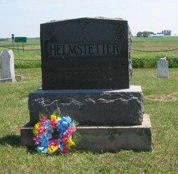 Bertha Augusta <i>Mueller</i> Helmsetter
