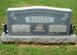 Oscar Edward Bailey