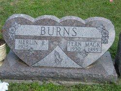 Fern Arlene <i>Mack</i> Burns