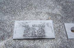 Neil McCloud Smith, Jr