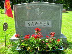 Evelyn B <i>Jones</i> Sawyer