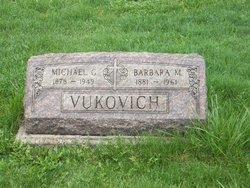 Barbara M Vukovich