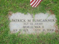 Patrick McCoy Pat Bumgarner