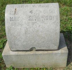 Clara V. <i>VanHorn</i> Asay