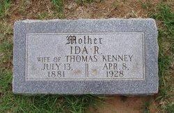 Ida Rachel <i>Sterling</i> Kenney
