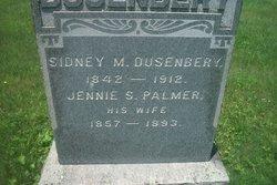 Sidney M Dusenbery
