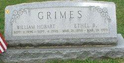 William Hobart Grimes