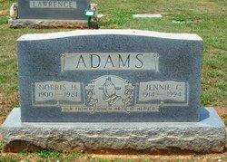 Norris Hamilton Adams