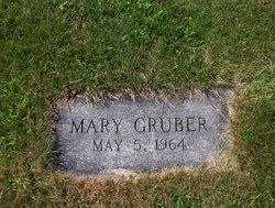Mary <i>Conlin</i> Gruber