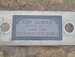 John Allbrook