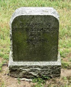 John H Ashman, Sr
