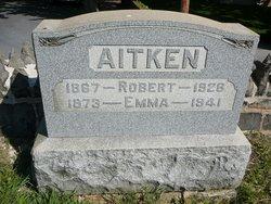 Emma <i>Wardle</i> Aitken