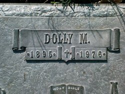 Dolly M Alexander