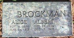 Alice Adelphia <i>Kibbe</i> Brockman