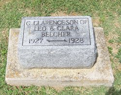 Christopher Clarence Belcher