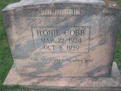 Ilonie Cobb