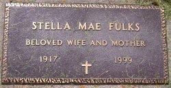 Stella Mae <i>Garrison</i> Fulks
