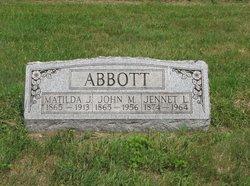 Jennet <i>Langdon</i> Abbott