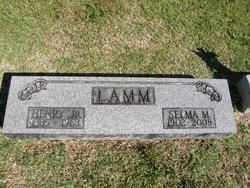 Henry Lamm, Jr