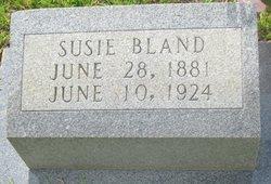 Suzanna Elizabeth <i>Martin</i> Bland