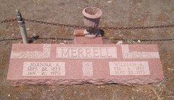 Joanna A. Merrell