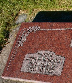 Mima Melissa <i>Murdock</i> Broadbent