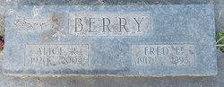 Fred Eugene Berry