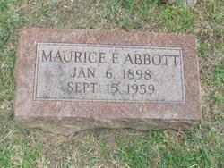 Maurice Edmond Abbott