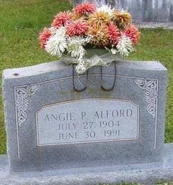 Angie <i>Pierce</i> Alford