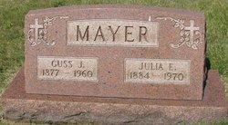 Julia E <i>Healy</i> Mayer