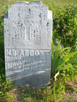 Napolean Bradford Abbott