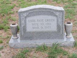 Essie Faye <i>Shewmake</i> Green