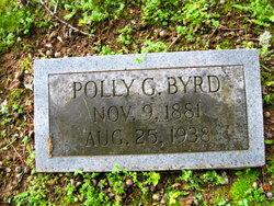 Polly <i>Griffith</i> Byrd