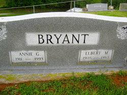 Elbert Marshall Bryant