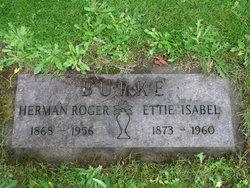 Ettie Isabel <i>Sperry</i> Burke