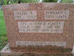 Corp Alfred B. Ashley