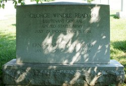 Gen George Windle Read, Jr