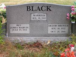 Delois <i>Brewer</i> Black