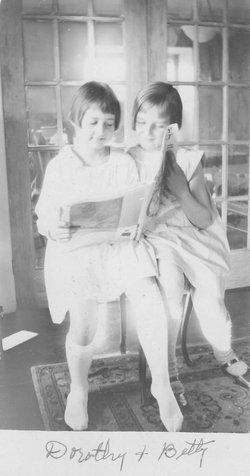 Dorothy Marion Hodsdon