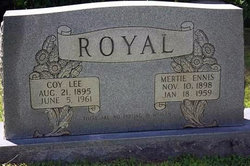 Coy Lee Royal