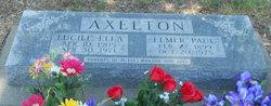 Lucile Ella <i>Carlson</i> Axelton