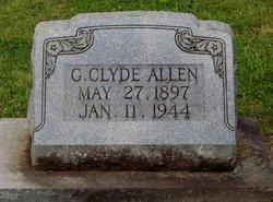 George Clyde Allen