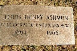 Louis Henry Ashmun