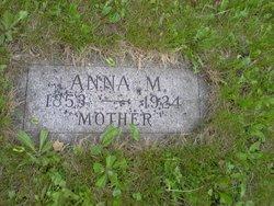 Anna Maria Katrina Annie <i>Gundy</i> Campbell
